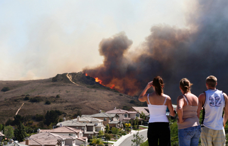 wildfire insurance claims help