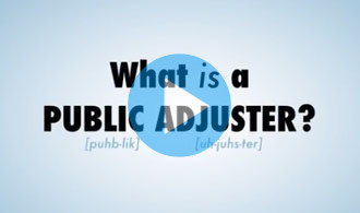 What is a Public Adjuster?